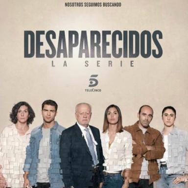 Actores y figuración para la serie Desaparecidos en Madrid