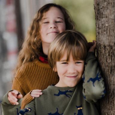 Niños para película en Bizkaia