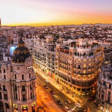 Actores de pequeñas partes para nueva serie de TV en Madrid