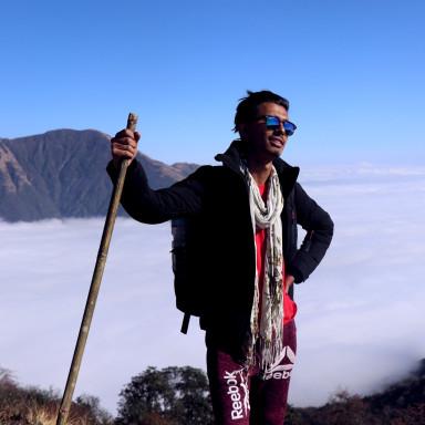 Actor Nepali para largometraje en Barcelona