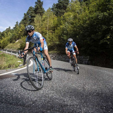 2 hombres / 2 mujeres, ciclismo