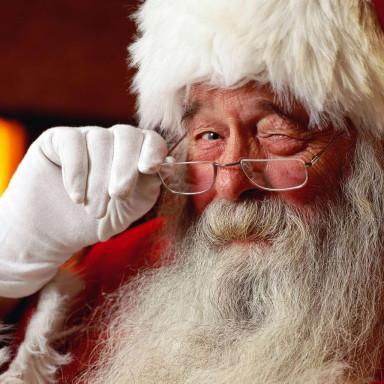 Varios Papá Noeles para diversos puntos de España