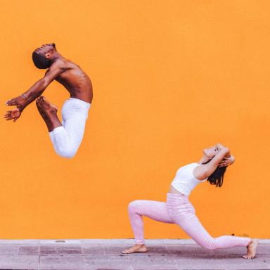 Bailarín/a joven 18-35 Años