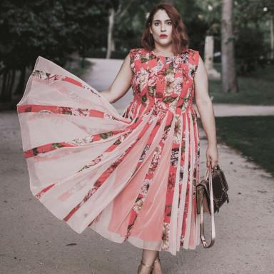Modelo Patronaje importante empresa sector textil/moda Talla 48