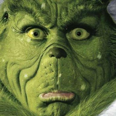 Actor para representar el Grinch