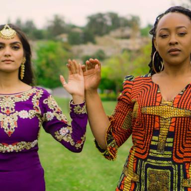 Actriz india o de piel negra para Webserie en Madrid